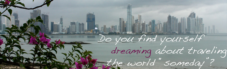 travel dreaming