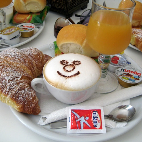 Happy Cappuccino