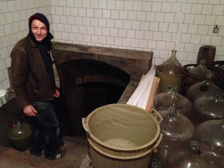 Czech Wine Cellar