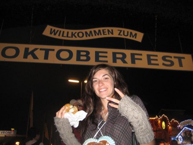 willkommen zum Oktoberfest