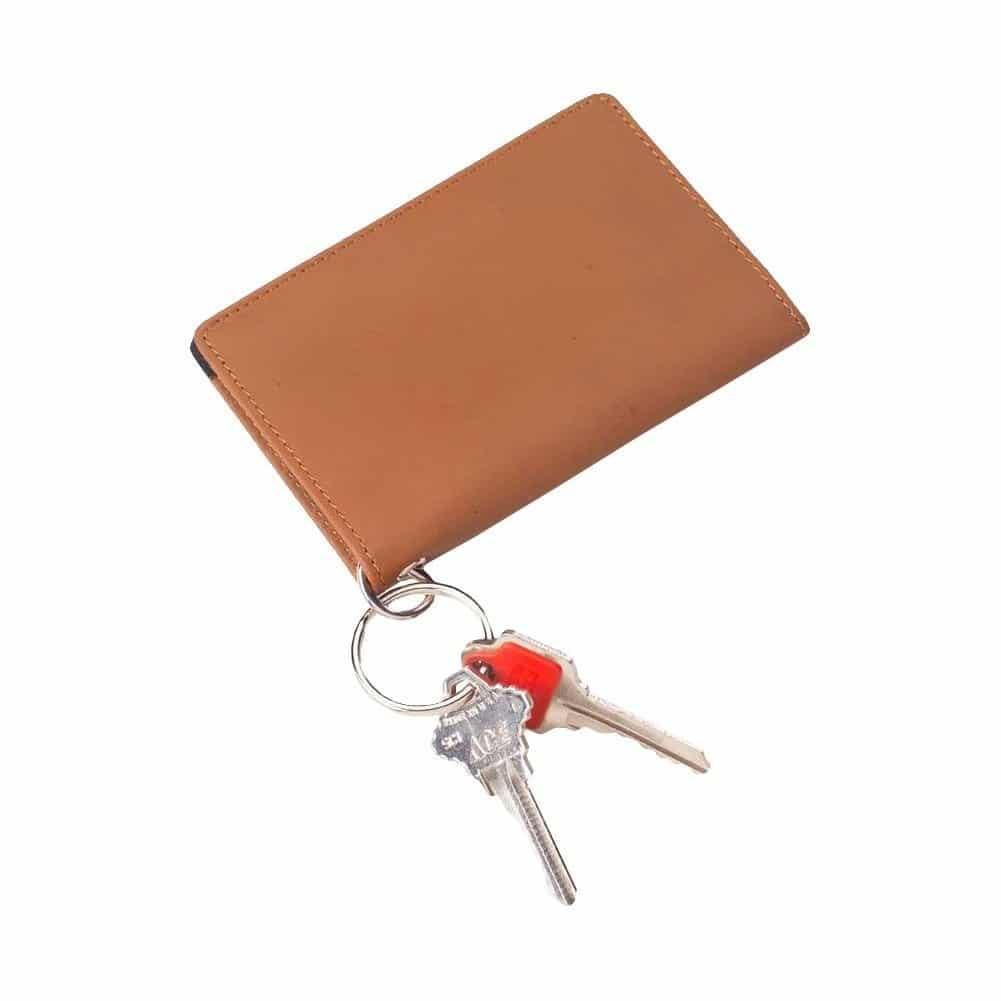 travel wallet outside