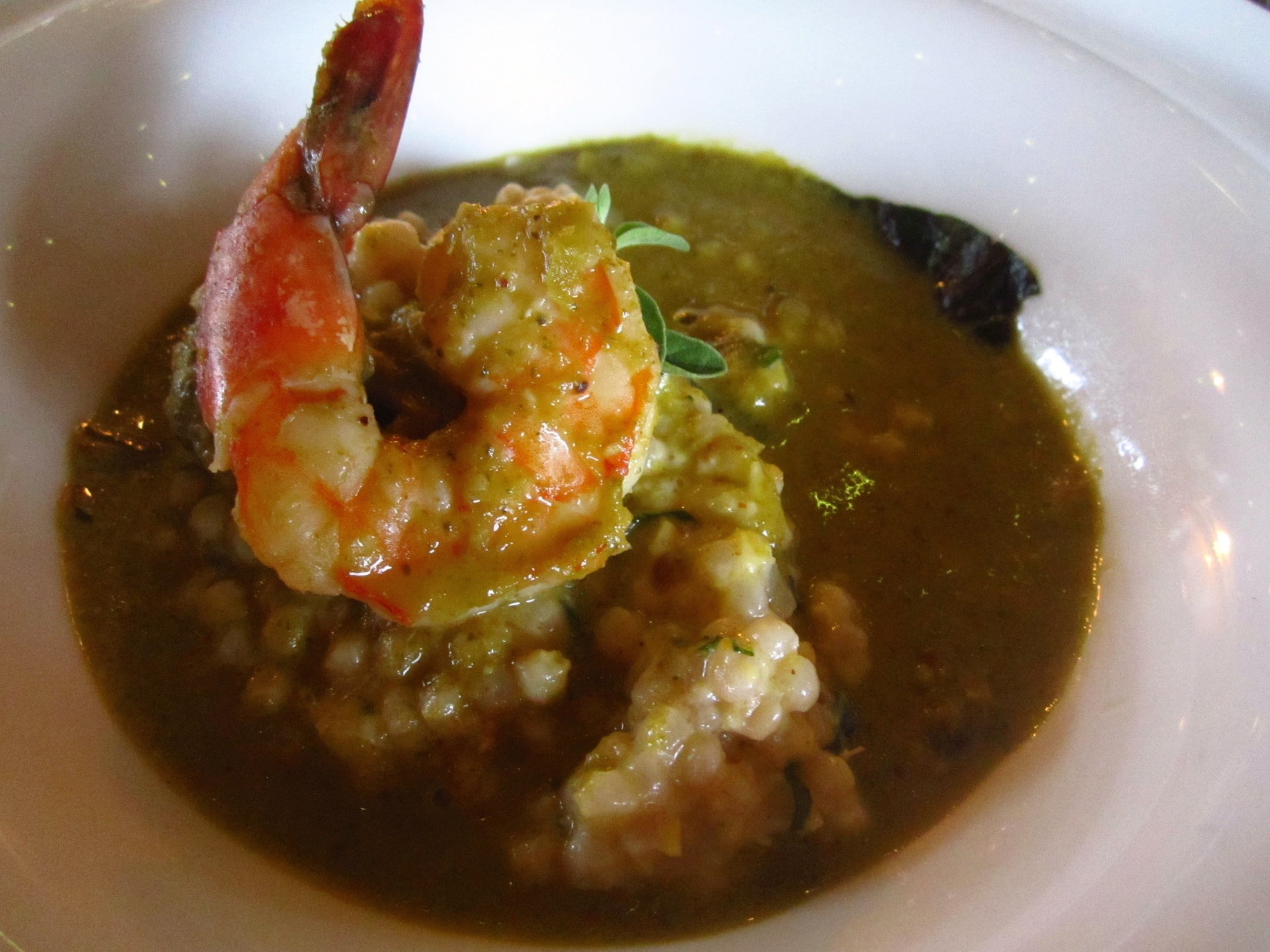 Baja Shrimp