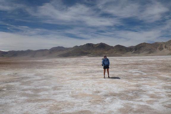 Sarah Field Desert South America