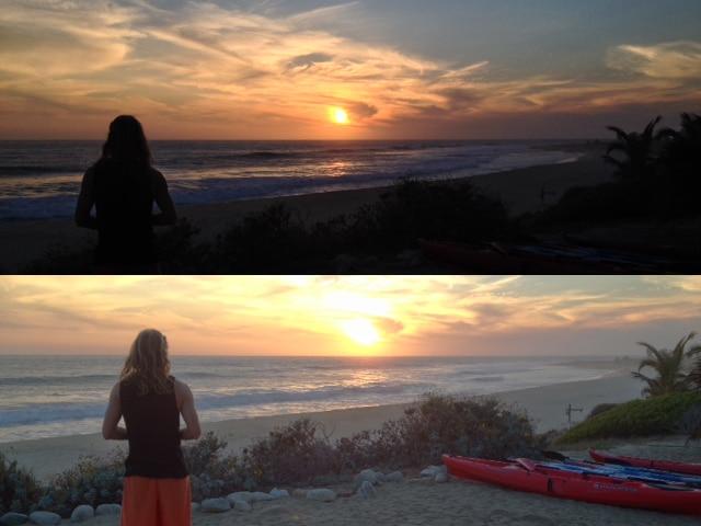 iPhone Sunset Photo Trick