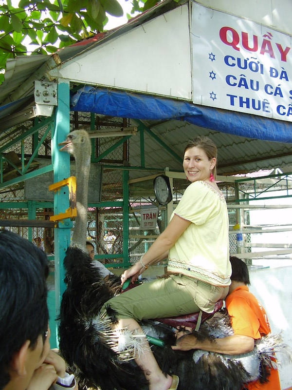 Karen Morris Vietnam