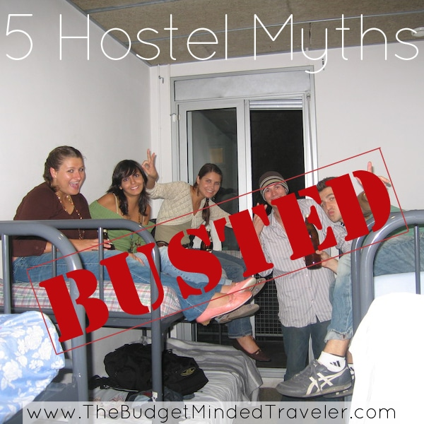 Hostel Myths Busted