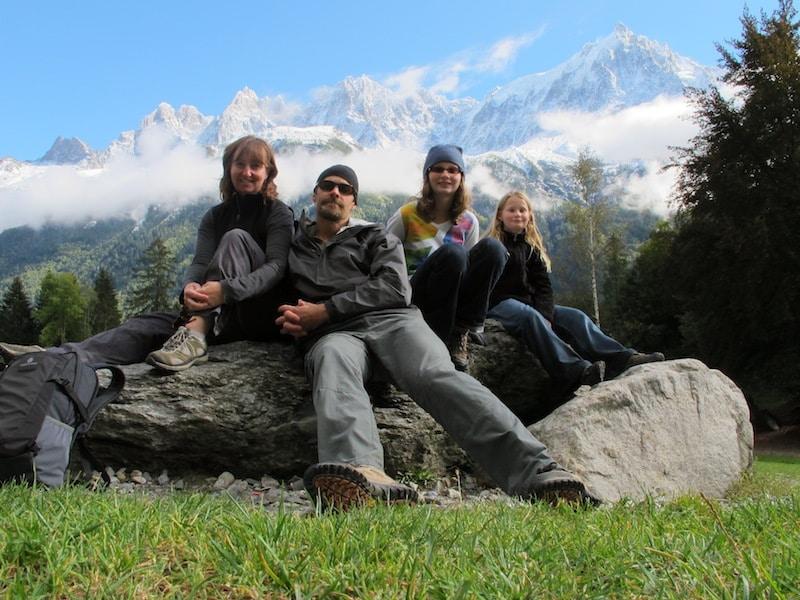 Family Travel Europe