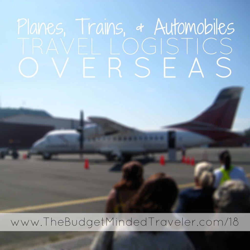 Travel Logistics Overseas