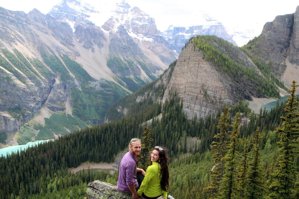 Nate & Jackie Glaciers