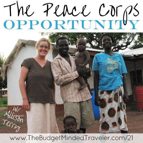 Peace Corps Opportunity