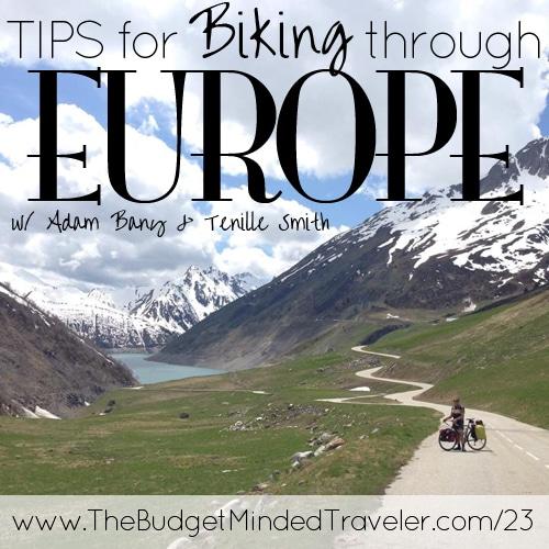 Tips for Biking through Europe