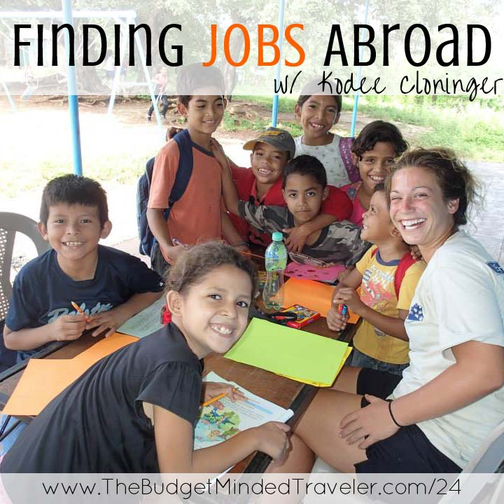Finding Jobs Abroad