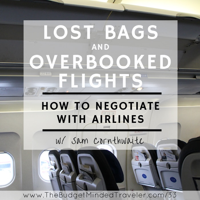 How to Negotiate with Airlines