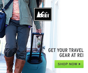Get Your Travel Gear at REI