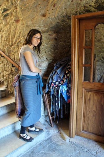 What to Wear in a Monastery