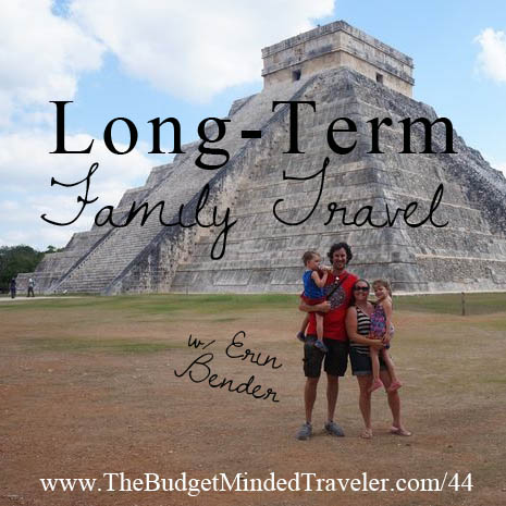 Long Term Family Travel