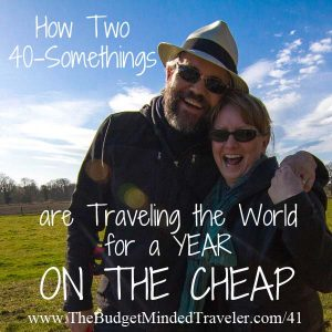 Traveling the World for a Year with Evo and Sheila