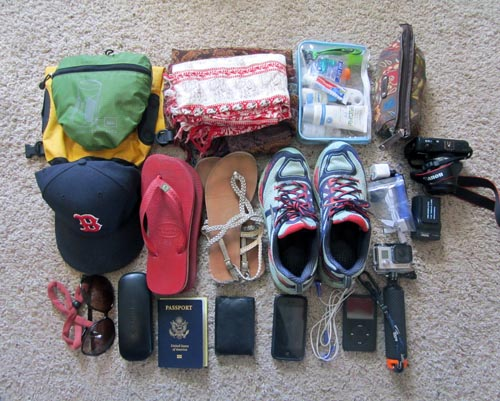 Adventure travel gadgets