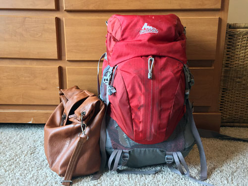 how to pack for one month in a carry on