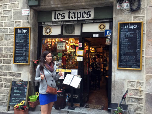 Best Tapas in Barcelona