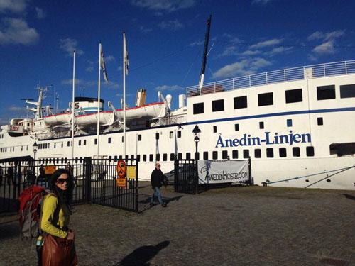 Stockholm Ship Hostel