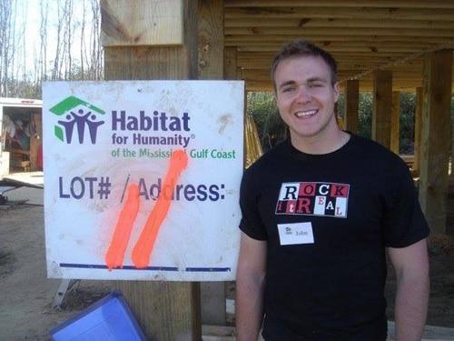 Habitat for Humanity Hurricane Katrina