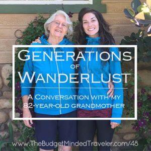 Generations of Wanderlust