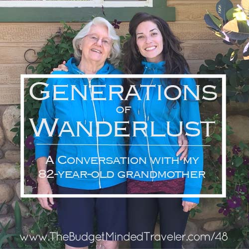 Generations of Wanderlust