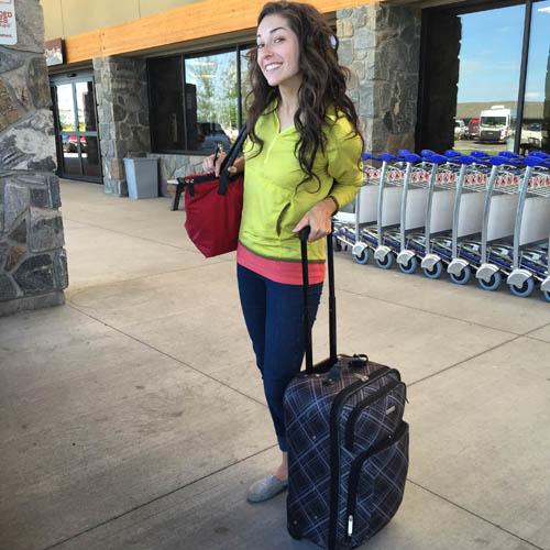 Packing for Ecuador