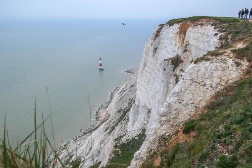 Cliffs of Eastbourne