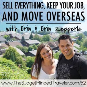 sell everything and move overseas