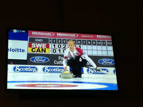 Canada Curling on TV