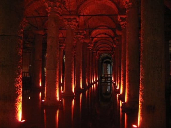 The Underground Cistern Istanbul