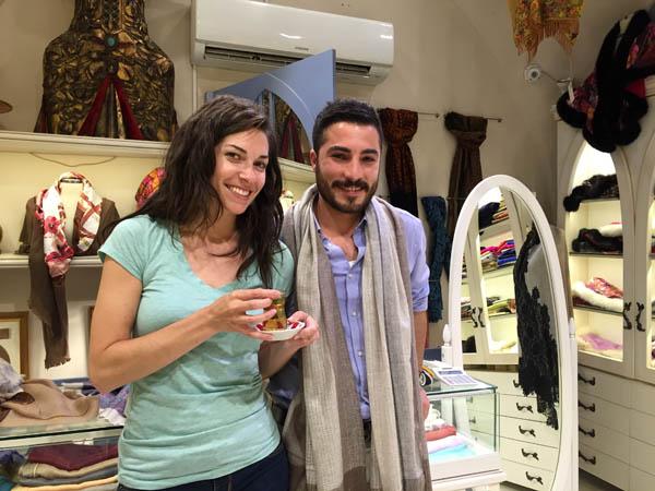 Turkish Bath Shop Spice Bazaar