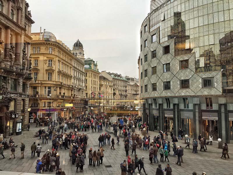 Vienna Main Square