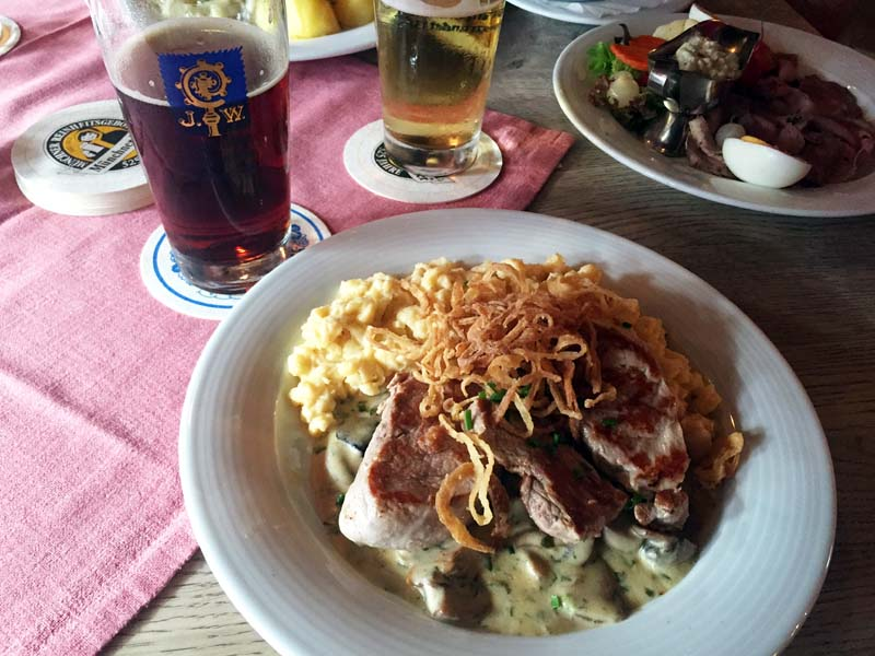 Best Meal in Munich