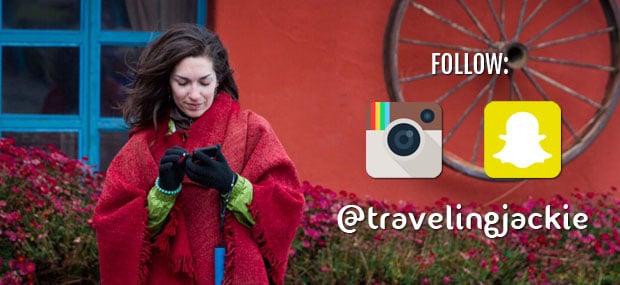 Travel Snapchat