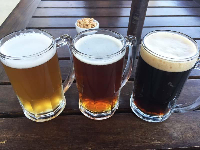 Beer in Bariloche