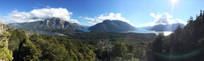 Hikes in Bariloche