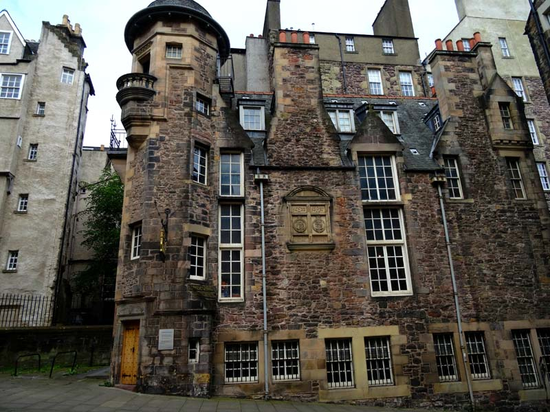 Writers Museum Edinburgh