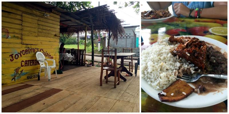 Punta Gorda Belize food