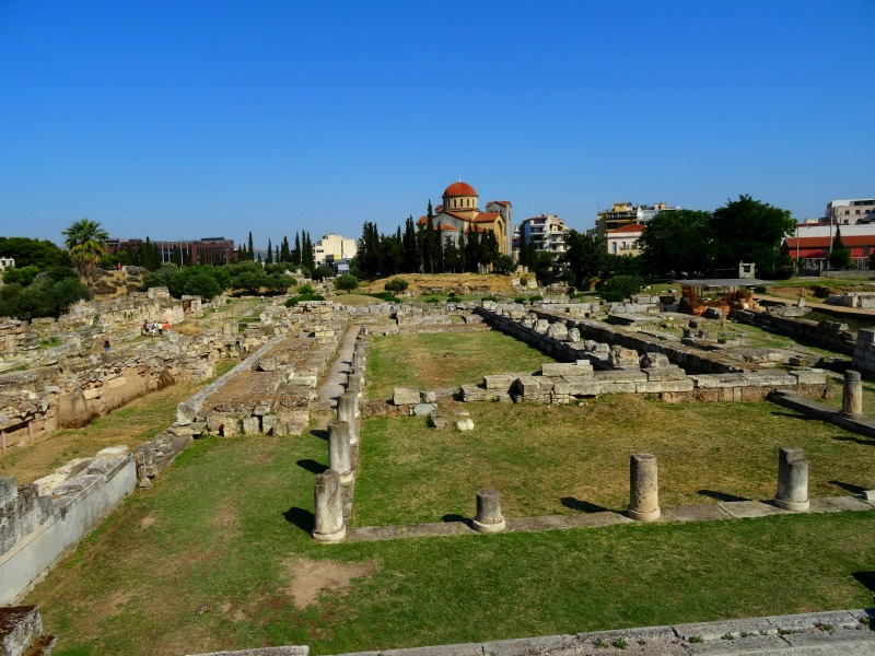 Athens Kerameikos