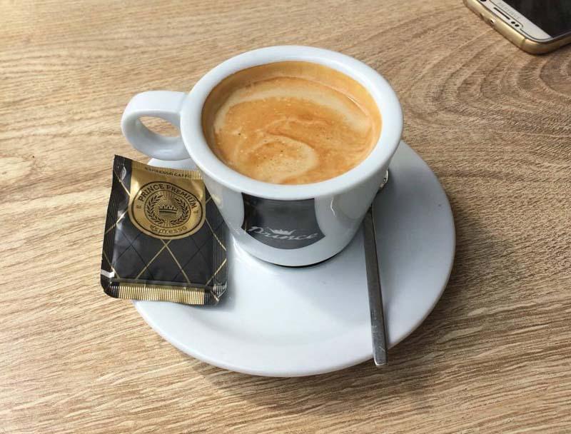 Kosovo espresso
