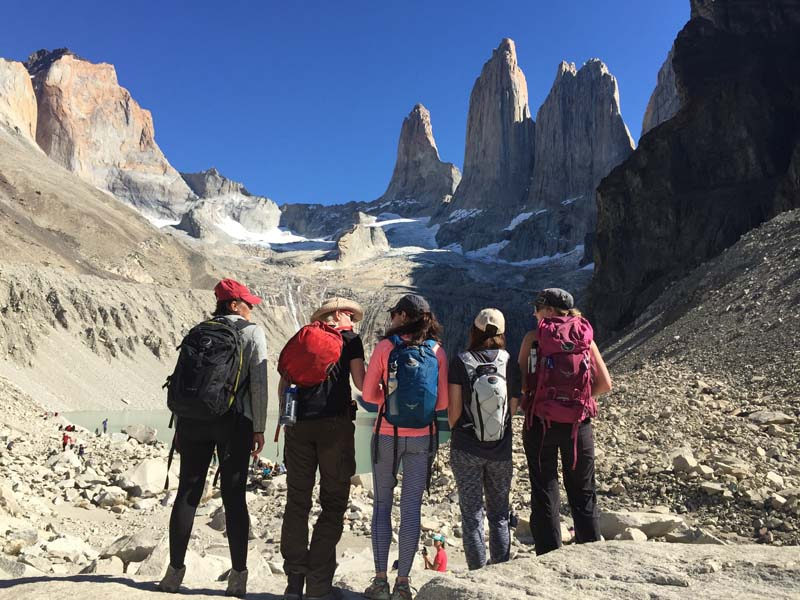 Best Backpack for Torres del Paine