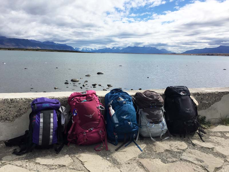 Packing List Patagonia