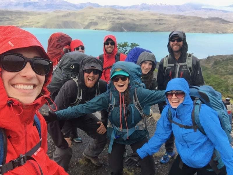 packing list patagonia
