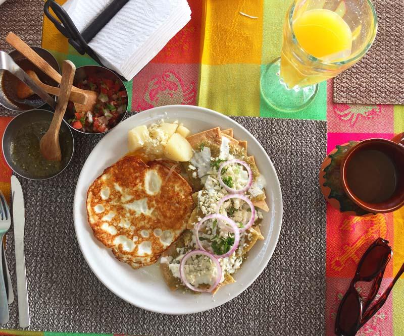 Breakfast Loreto
