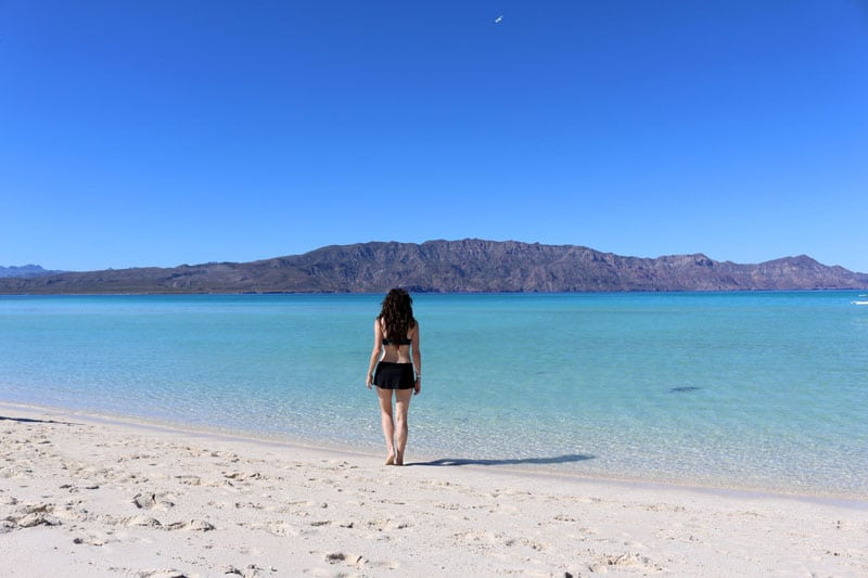 Isla Coronado Loreto