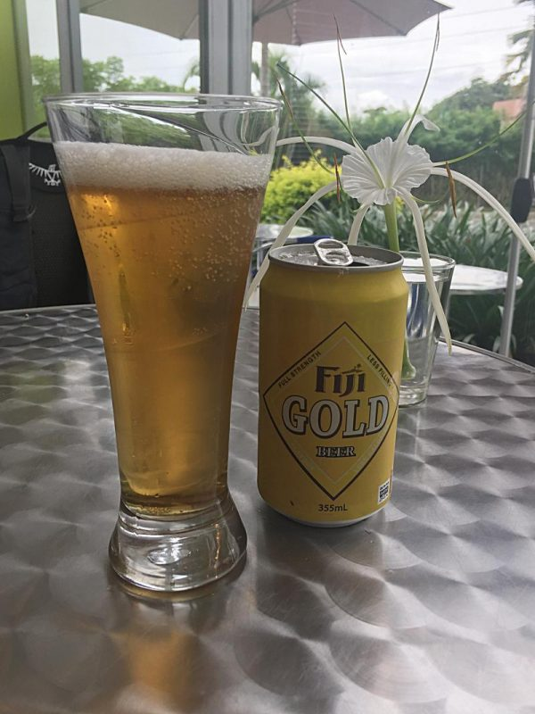 Layover in Fiji