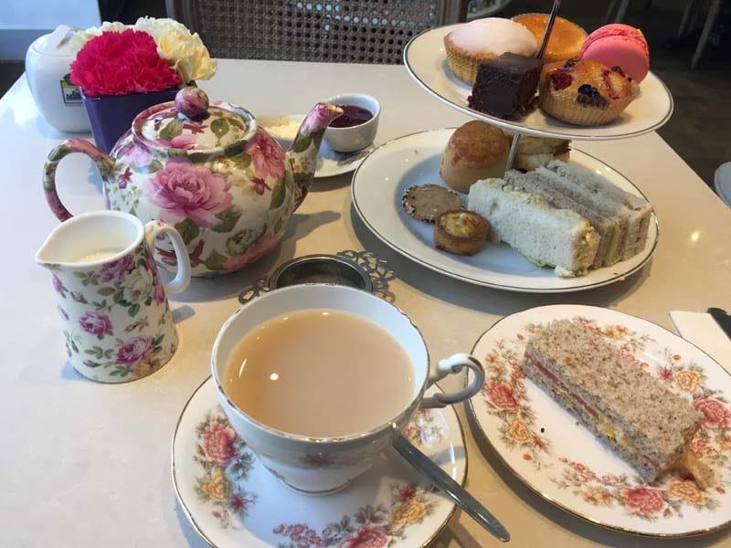 Affordable High Tea London